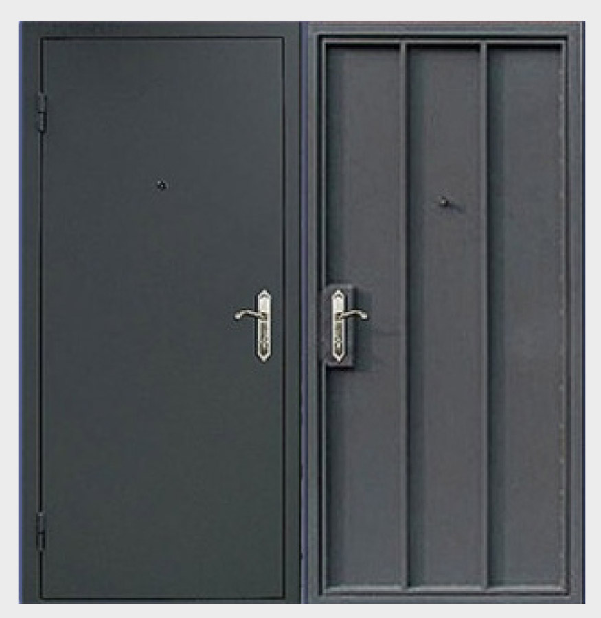 купить дверь металлическую техническая цены